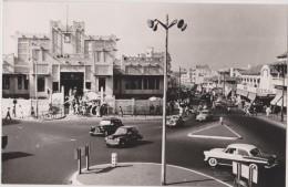 AFRIQUE,Sénégal,DAKAR AVANT L´indapendance,place SANDAGA,époque AOF,empreinte Française,rare - Sénégal