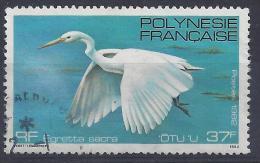 POLYNESIE N° 189 - Oblitéré - Oiseau - Oblitérés