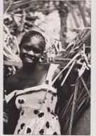 Afrique,sénégal,époque Coloniale,jeune Fille Ouolof,loudia Wolof,oussouye,ziguinchor ,casamance,belle Robe Blanche,rare - Sénégal