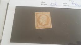 LOT 246656 TIMBRE DE FRANCE NEUF* N�13A VALEUR 800 EUROS