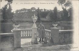 210.  - SOTTEVILLE-sur-MER. - Fontaine De La Place - Sotteville Les Rouen