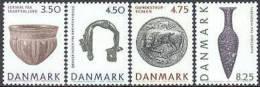 DENEMARKEN 1992 Nationaal Museum PF-MNH-NEUF - Unused Stamps