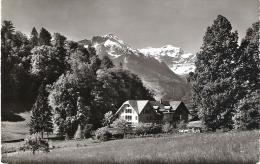 HOTEL DU PARC, GOLDSWIL BEI INTERLAKEN, BERNE, SWITZERLAND. UNUSED POSTCARD am9