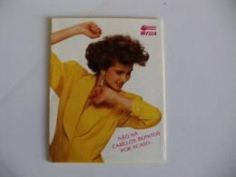Wella Portuguese Pocket Calendar 1989 - Calendriers