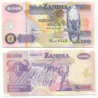 Zambia 100 Kwacha 2008 Pick-38-g UNC - Zambia