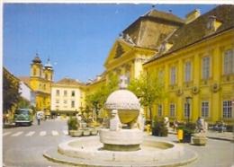 SZABADSAG-BUDAPEST- Traveled - - Hongrie