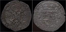 Franche-Comte Filips IV Patagon 1625 Dôle Mint - Belgique