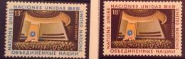 United Nations New York MNH** 1978 Mi # 324/325 - New York -  VN Hauptquartier