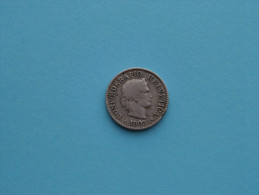 1903 - 5 Rappen / KM 26 ( Uncleaned Coin / For Grade, Please See Photo ) !! - Suisse