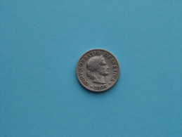1909 - 5 Rappen / KM 26 ( Uncleaned Coin / For Grade, Please See Photo ) !! - Suisse