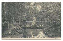 FLINS-sur-SEINE (Yvelines) Environs De Meulan - Au Parc Du Château De La Mare Plate - Animée - Flins Sur Seine