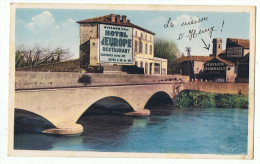 Sorgues  Hotel D'europe    Garage  Aubert - Sorgues