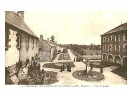 Montfort Sur Meu.Le Séminaire Des Missions De Montfort Sur Meu, Vers Les Jardins. - France