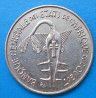 Etats D'Afrique De L'ouest West African States 100 Francs 1967 Km 4 UNC - Monnaies
