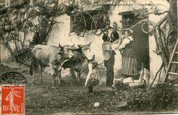 """N°3505A -cpa """"la Vie Aux Champs"""" - Agriculture"""