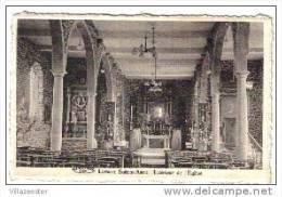 Lavaux Ste Anne  Intérieur De L'église - Rochefort