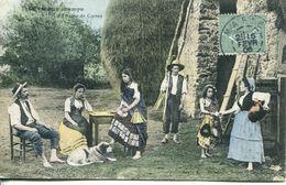 """N°3496A -cpa Collection """"la Vie Aux Champs"""" - Agriculture"""