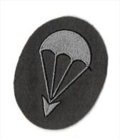 Insigne Tissu Parachutistes Allemand - Insignes & Rubans