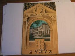 Evaux Les Bains - Petit Livret Publicitaire - 32 Pages - Evaux Les Bains