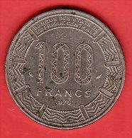GABON - 1975 - 100 Francs - - Gabon