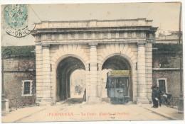 PERPIGNAN - La Porte , Tramway - Perpignan