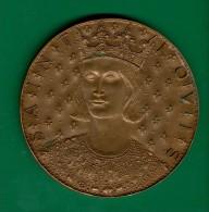 SAINT LOUIS - LUIGI IX RE DI FRANCIA CONOSCIUTO COME IL SANTO 1270\1970 - Italia