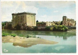 13 - TARASCON - Un Aspect Du Château Du Roi René - Ed. Cim Combier N° Cl. 11.50 - 1969 - Tarascon
