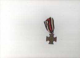 Medaille Allemande 1914 MODELE Sans Glaive - Allemagne