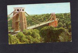 51627   Regno  Unito,   The Suspension Bridge,  Bristol,  NV(scritta) - Bristol