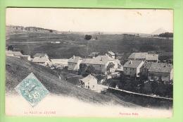 JOUGNE - Le HAUT Du Village - Vue Générale - Précurseur - Edit. Parriaux  - 2 Scans - France