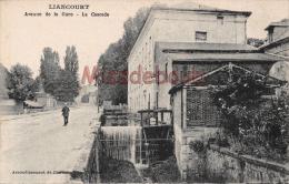 60 -LIANCOURT   - Avenue De La Gare - La Cascade  -  2 Scans - Liancourt
