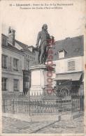 60 -LIANCOURT   - Satut Du Duc De Rochefoucauld - Charrette  -  2 Scans - Liancourt