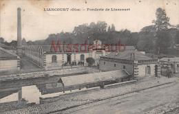 60 -LIANCOURT   -  Fonderie -  2 Scans - Liancourt