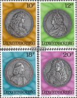 Luxemburg 1143-1146 (completa Edizione) MNH 1986 Cultura - Luxembourg