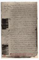 """Histoire--Révolution Française-P.Verbal Des"""" Vainqueurs De La Bastille"""" Avec Le Ruban  N°30  éd ELD - Histoire"""