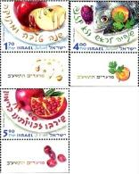 Ref. 329153 * MNH * - ISRAEL. 2011. NEW YEAR . A?O NUEVO - Obst & Früchte