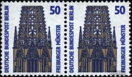 Berlin (West) 794A Titoli Orizzontale Coppia MNH 1987 Sehenswïürdigkeiten - Nuevos