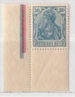 MiNr. 144 OR   Deutschland Deutsches Reich - Allemagne