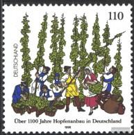 BRD (BR.Deutschland) 1999 (kompl.Ausg.) Postfrisch 1998 1100 Jahre Hopfenanbau - [7] République Fédérale
