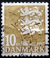 Denmark 2010  Minr.1580 (O)    ( Lot  A 731 ) - Dinamarca