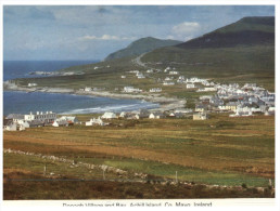 (212) Ireland - Co-Mayo Dooagh village