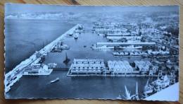 13  : Bassins Du Port De Marseille - Vue Aérienne - CPSM Format Mignonnette 13 X 7 Cm Env. - Ed Lapie - (n°3665) - Joliette, Zone Portuaire