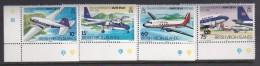 British Virgin Islands 1982 10th Anniversary Of Aviation MNH - British Virgin Islands