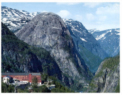 (212) Norway - Stalheim Hotel