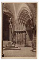 Espagne--PUIGCERDA--1954--Portal Del Ex-templo Parroquial (photo De Nuit) Foto M.Gyp--14 X 9 - Lérida
