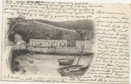 Cotes D'Armor : Erquy, Le Port Et Les Carrières, Precurseur - Erquy