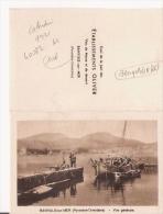 CALENDRIER PUB ETS OLIVER VINS DE MESSE ET DE DESSERT BANYULS SUR MER (PHOTO BANYULS) 1935 - Calendriers