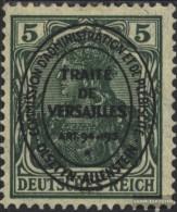 Allenstein 15 MNH 1920 Germania - Germania