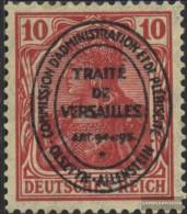 Allenstein 16 MNH 1920 Germania - Germania