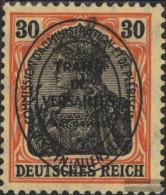 Allenstein 20 MNH 1920 Germania - Germania